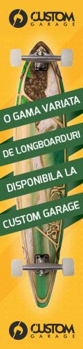 Longboarduri de la custom-garage.ro