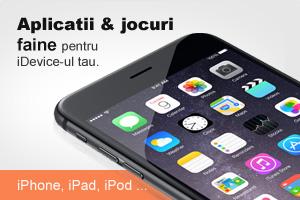 aplicatii si jocuri faine pentru iPhone si iPad