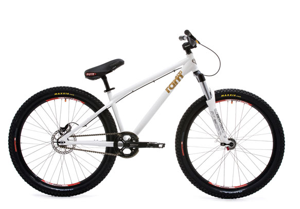 bicicleta Dirt jump sau Street