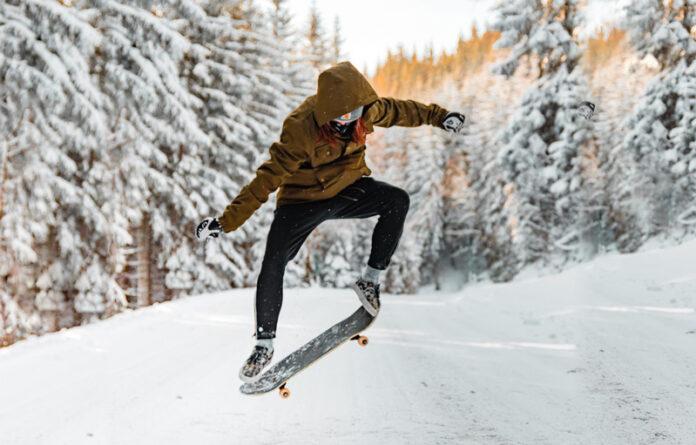 Skate de zapada sau snowskate | pentru cei care se dau pe skateboard
