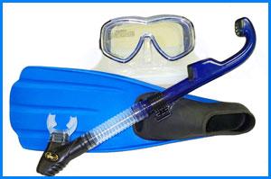 echipament snorkeling