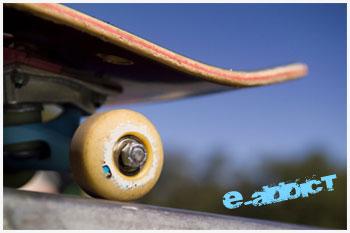 Skateboarding pentru incepatori