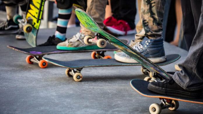 skateborad pentru incepatori