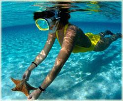 snorkeling romania