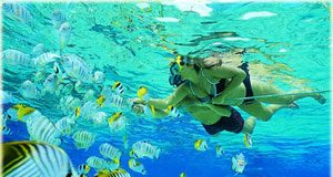 snorkeling in romania