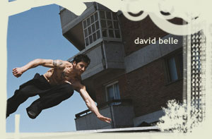 David Belle | parkour | sport extrem urban