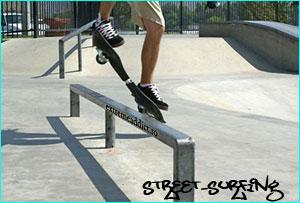 waveboard | streetsurfing