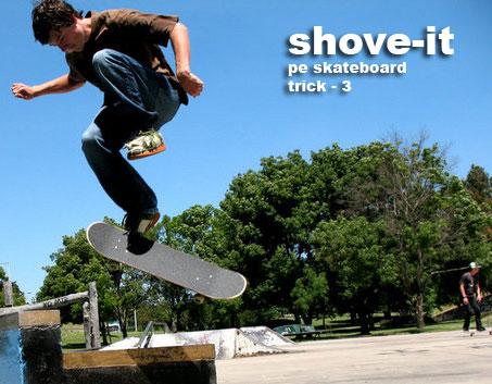 pop shove-it