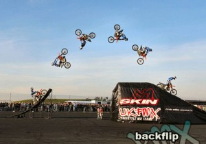 freestyle motocross | fmx | backflip