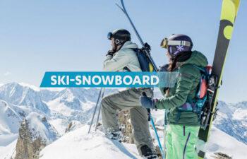 Magazine de echipament ski si snowboard din Romania | tot ce vrei pentru sezonul rece