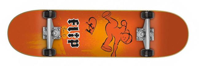 skateboard complet Flip Oliveira Doughboy