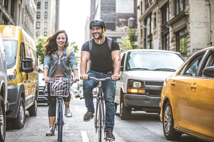 Sfaturi de siguranta pentru biciclisti   copii si adulti