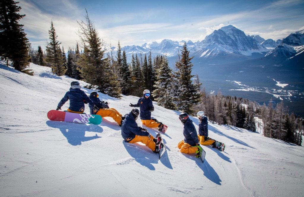 Curs online de snowboarding pentru incepatori