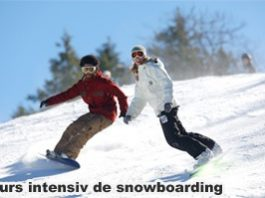 curs de snowboarding