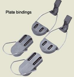 plate-hard bindings | legatui snowboard