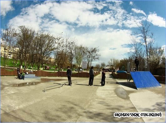Skate Park - Calarasi
