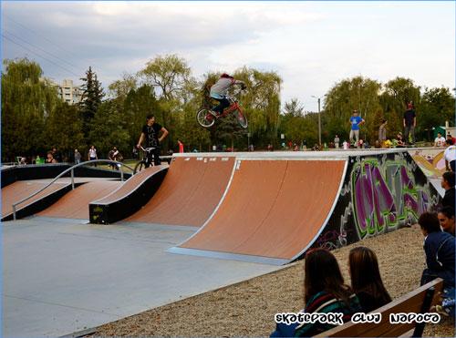 Skate Park - Cluj