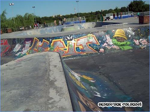 Skate Park Tineretului