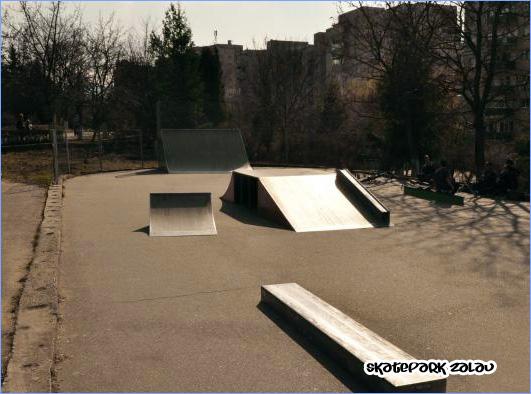 Skate Park - Zalau