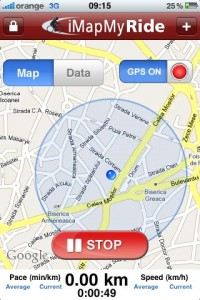 imapmyride | iphone app