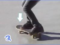 Pop shove it pe skateboard