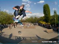 SkatePark Bucuresti - Parcul IOR