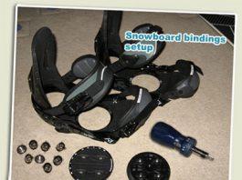 cum sa reglezi legaturile pentru snowwboard