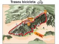 duatlon cetatea brasovului | traseu bicicleta