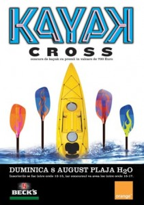 kayak cross