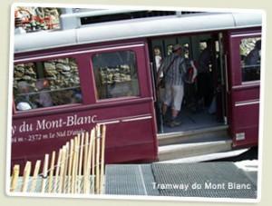 mont blanc | tramway du mont blanc