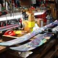 Ateliere reparatii ski si snowboard