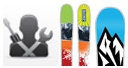 reparatii ski si snowboard