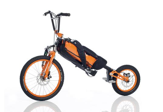 bergmonch | bicicleta rucsac