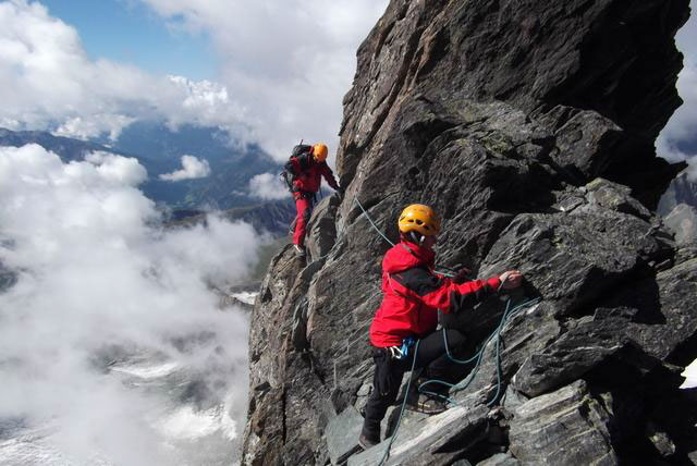 Matterhorn | pregatirea de ascensiune pe Cervino