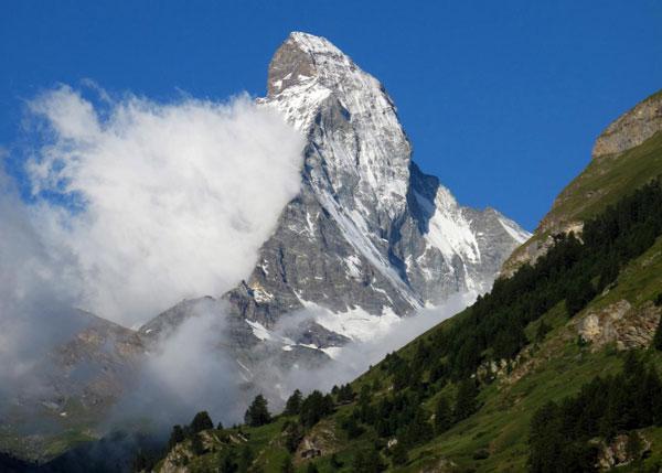 Ascensiunea pe Cervino | Matterhorn, visul oricarui alpinist, august 2011