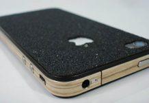 iPhone 4 Skateboard case