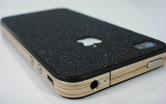 iPhone 4 Skateboard case