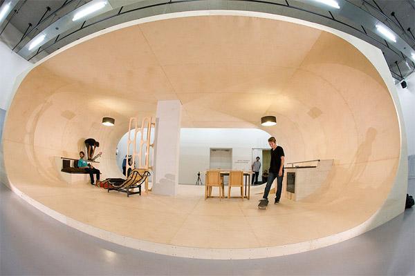 transform your room into a skate park