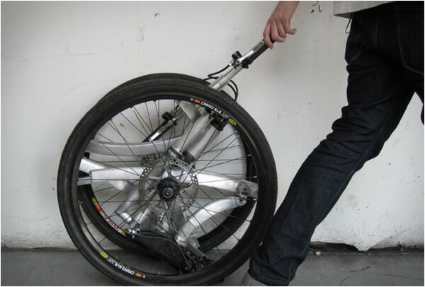 Ultra-compact Folding Bike | Contortionist