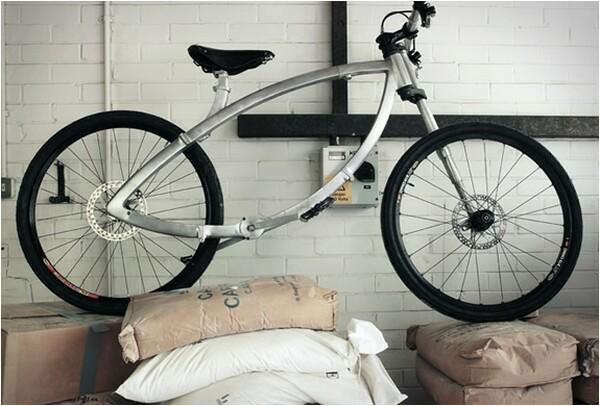 Ultra-compact Folding Bike | Contortionist