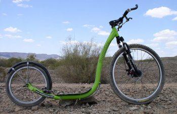 Footbike | un alt fel de bicicleta