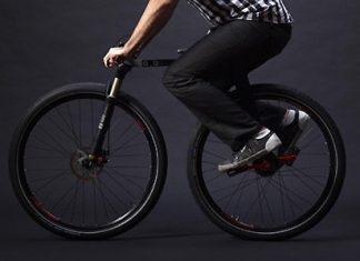 Inner City Bike | cel mai compact bike de oras