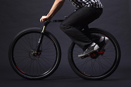Inner City Bike   cel mai compact bike de oras