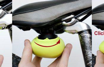 SciCon Aeronaut saddlebag | Geanta de Sa pentru bicicleta
