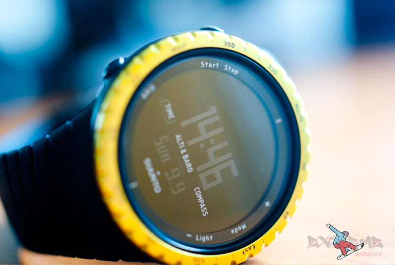 Suunto core Yellow review