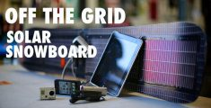 solar Snowboard | Signal Every Third Thursday