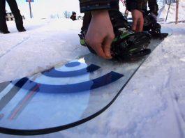 Glass Snowboard | Signal Every Third Thursday