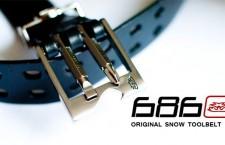 Review 686 ORIGINAL SNOW ToolBelt | curea de NINJA