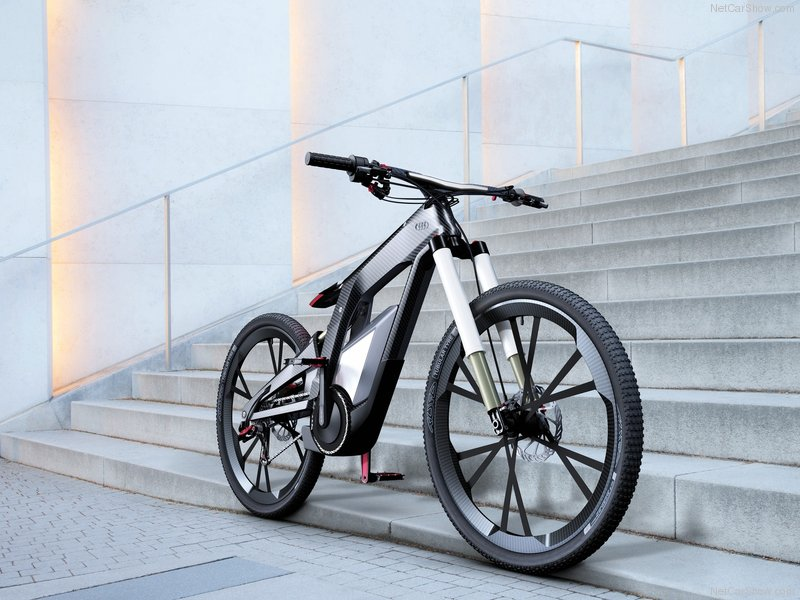 bicicleta audi in actiune ebike. Black Bedroom Furniture Sets. Home Design Ideas