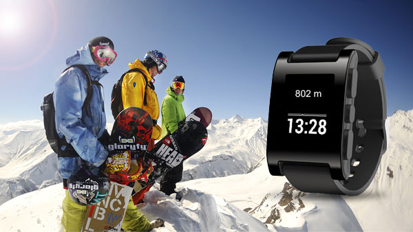 Pebble smartwatch | cel mai cool gadget pentru activitati sportive